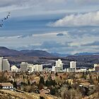 Reno, Nevada by doubleheader