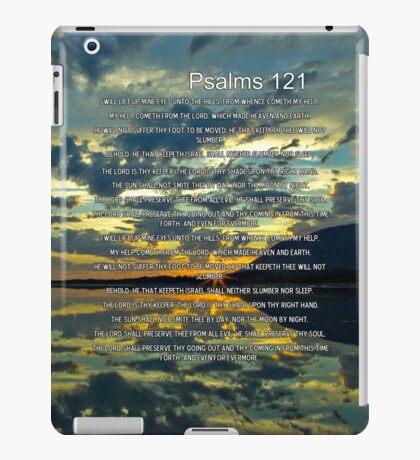 Psalms 121 iPad Case/Skin