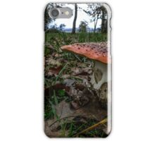 Wild Mushroom #778UYH iPhone Case/Skin