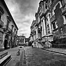 Old Catania by Andrea Rapisarda