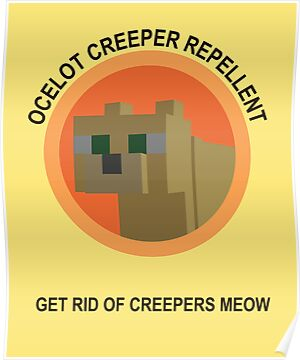 Get Rid Of Creepers Meow by UrLogicFails