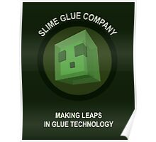 Making Leaps In Glue Technology Poster