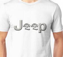 JEEP SKULLS Silver Unisex T-Shirt