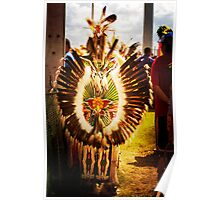 Native Glow Poster