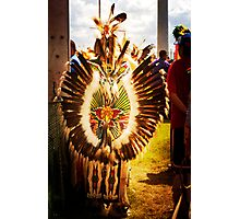Native Glow Photographic Print