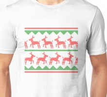 Christmas Sweater (Red and Green) T-Shirt