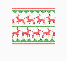 Christmas Sweater (Red and Green) Unisex T-Shirt