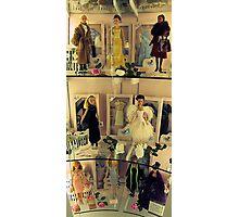Designer Dolls Photographic Print