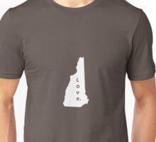 New Hampshire Love Unisex T-Shirt