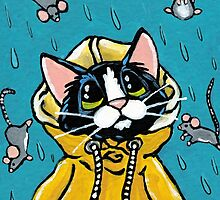 It's Raining Mice! by Lisa Marie Robinson