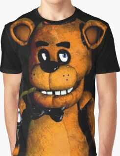 Freddy and Friends Graphic T-Shirt