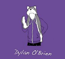 Dylan O'Brien King Of Cuteness by liveoffcourage