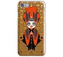 Arabesque: The Priestess iPhone Case/Skin