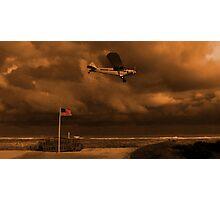 Good Night Wildwood Beach Photographic Print