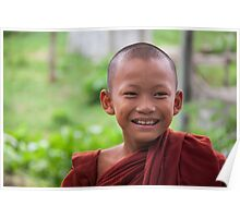 Hpa-An: Novice Monk Poster