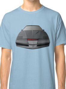 Knight Rider KITT Car  Classic T-Shirt
