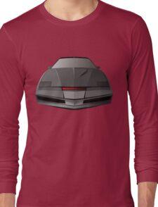 Knight Rider KITT Car  Long Sleeve T-Shirt