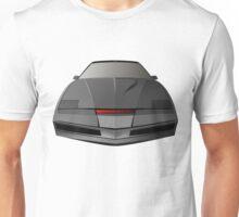 Knight Rider KITT Car  Unisex T-Shirt