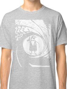 Double Oh Penguin Classic T-Shirt