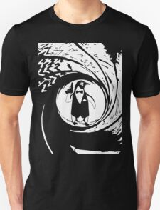 Double Oh Penguin Unisex T-Shirt