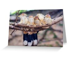 All In The Family Greeting Card