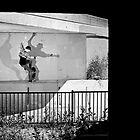 Patrick Melcher - Bluntslide to Fakie - Sacramento - Photo Bart Jones by Reggie Destin Photo Benefit Page