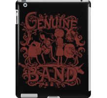 Genuine Band iPad Case/Skin