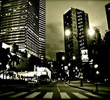Sleepwalking KL by withsun