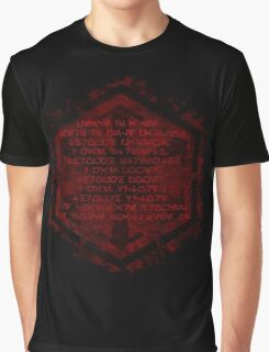 The sith code Graphic T-Shirt