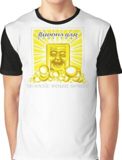 Buddha Bar Body Soap Graphic T-Shirt