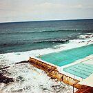 Bondi Swimmer by Ben Reynolds