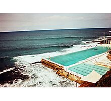 Bondi Swimmer Photographic Print