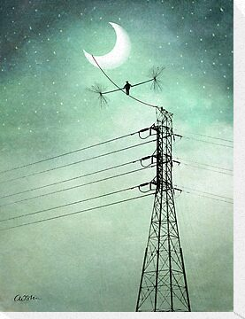 Balance in the Sky by Catrin Welz-Stein