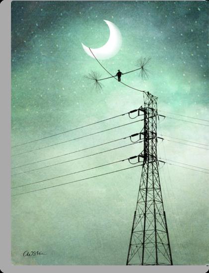 Balance in the Sky by Catrin Welz-Stein