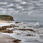 Barwon Heads Back Beach #1 by Leanne Robson