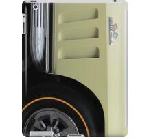 Mellow Yellow 1966 Corvette Stingray 2 iPad Case/Skin