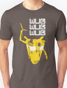 Borderlands 2 Claptrap Wub Wub Wub T-Shirt