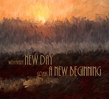 New Day Impressions by Doreen Erhardt