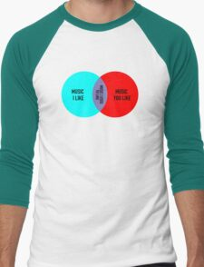 Elitist Music Venn Diagram T-Shirt