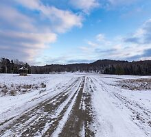 Winter in Canada 2015 by Josef Pittner