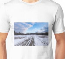 Winter in Canada 2015 Unisex T-Shirt