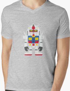 GundamDeki Mens V-Neck T-Shirt