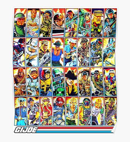 G.I. Joe in the 80s! (Version B) Poster