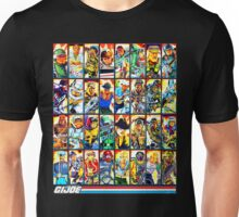 G.I. Joe in the 80s! (Version B) Unisex T-Shirt