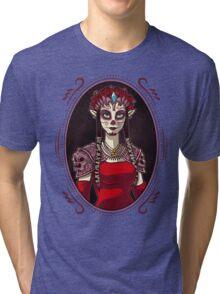 Dia de las Leyendas Tri-blend T-Shirt