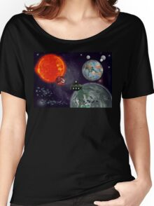 Unknown Worlds Women's Relaxed Fit T-Shirt