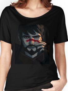 Garrett Hawke Blood Swipe Women's Relaxed Fit T-Shirt