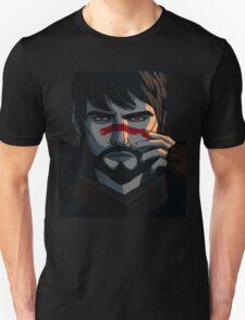 Garrett Hawke Blood Swipe Unisex T-Shirt