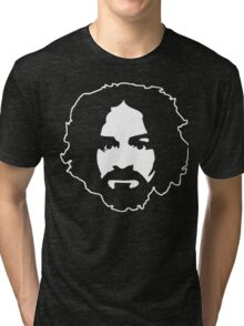 Charles Manson Tri-blend T-Shirt