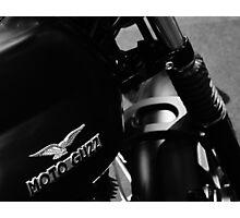 Moto Guzzi by Piaggio Photographic Print